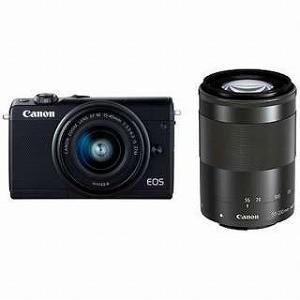 Canon ミラーレス一眼 EOS M100【ダブルズームキ...