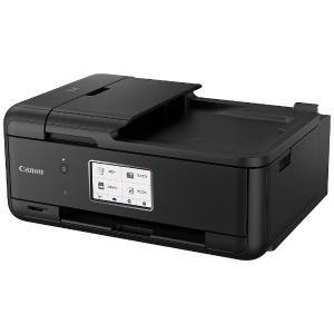 キヤノン CANON インクジェット複合機[カード・名刺〜A4対応/USB2.0/無線・有線LAN/...