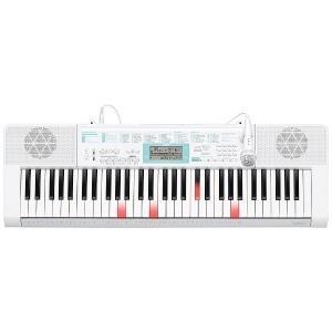 CASIO 光ナビゲーションキーボード (61鍵盤) LK−128