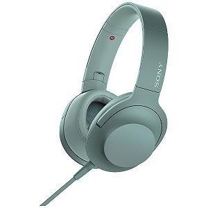 h.ear on 2 「ハイレゾ音源対応」ヘッドホン[マイク対応] MDR−H600A GC ホライ...