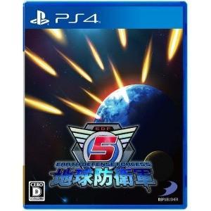 ディースリー・パブリッシャー PS4ゲームソフト 地球防衛軍5 y-kojima