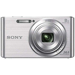ソニー SONY コンパクトデジタルカメラ Cyber−shot(サイバーショット) DSC−W83...
