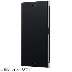 ソニー ソニー純正 Xperia XZ1用 Style Cover Stand SCSG50JPB(ブラ|y-kojima