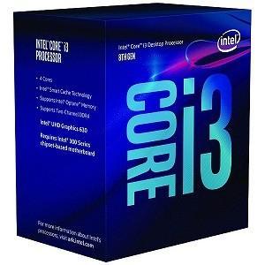 [CPU]Intel Core i3−8100 BX80684I38100