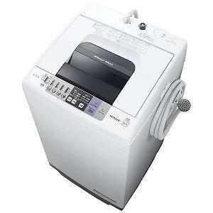 日立 全自動洗濯機 (洗濯7.0kg)「白い約束」 NW−70B−W(標準設置無料) y-kojima