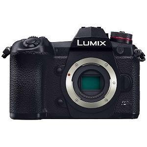 パナソニック ミラーレス一眼カメラ LUMIX G9 PRO ボディ(レンズ別売) DC−G9−K