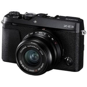 富士フィルム ミラーレス一眼カメラ X−E3(XF23mmF...