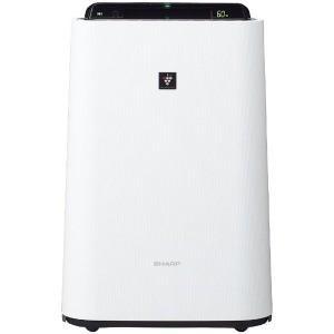 シャープ 加湿空気清浄機 (空気清浄:〜23畳/加湿:〜14畳) KC−H50−W ホワイト系