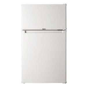 ハイアール 2ドア冷蔵庫 (85L・右開き) JR−N85B ホワイト(標準設置無料)...