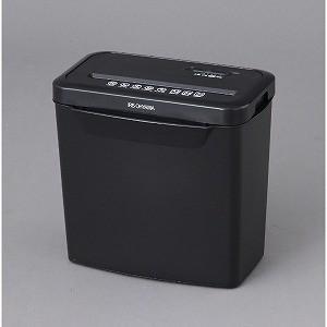 アイリスオーヤマ クロスカットシュレッダー(A4サイズ)  P5GCX [A4コピー用紙約65枚 /クロスカット /A4サイズ]|y-kojima