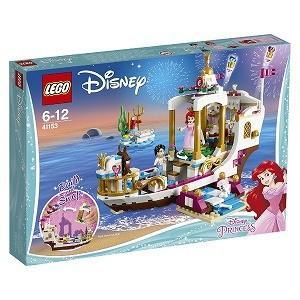レゴブロック41153 ディズニー プリンセス アリエル 海の上のパーティ y-kojima