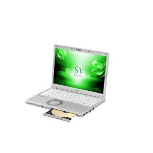 パナソニック 12.1型ノートパソコン CF−SV7LDFPR (シルバー)|y-kojima