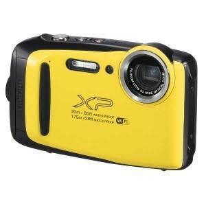 富士フィルム 防水コンパクトデジタルカメラ FinePix(ファインピックス) XP130(イエロー)|y-kojima