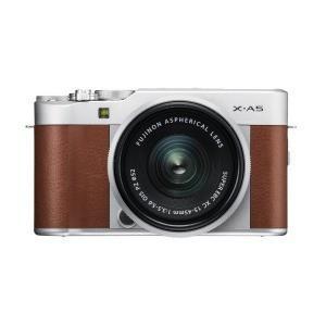 富士フイルム ミラーレス一眼カメラ (レンズキット) X−A5 ブラウン y-kojima 02