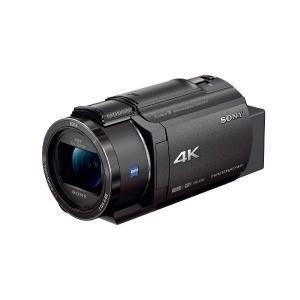 ソニー SONY メモリースティック/SD対応 64GBメモリー内蔵 4Kビデオカメラ FDR−AX...