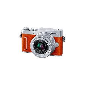 パナソニック ミラーレス一眼カメラ LUMIX GF10(ダブルレンズキット) DC−GF10W−D(オレンジ)|y-kojima|03