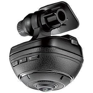 ドライブレコーダー DACTION360  [一体型/Full HD(200万画素)/GPS対応] DC3000|y-kojima
