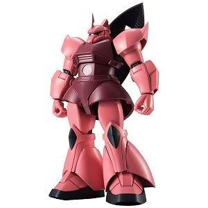 バンダイ ROBOT魂 [SIDE MS] 機動戦士ガンダム MS−14S シャア専用ゲルググ ver. A.N.I.M.E.|y-kojima