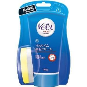 レキットベンキーザージャパン Veet(ヴィート) メン バスタイム 除毛クリーム 敏感肌用 (15...