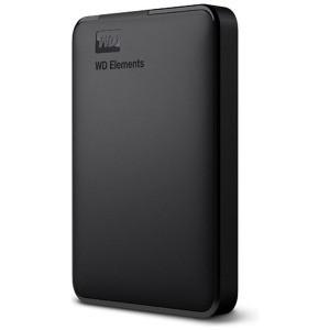 ウエスタンデジタル 外付けHDD ブラック [ポータブル型 /2TB] WDBUZG0020BBK−...