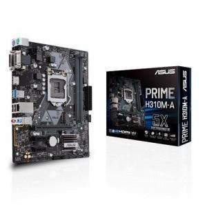 ASUS マザーボード Intel H310チップセット搭載 LGA1151対応 PRIME H310M−A [MicroATX]