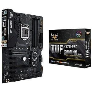 ASUS ゲーミングマザーボード Intel H370チップセット搭載 LGA1151対応 TUF|y-kojima