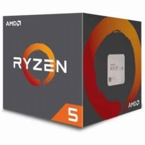 AMD 〔CPU〕 AMD Ryzen 5 2600 with WraithStealthcooler  YD2600BBAFBOX