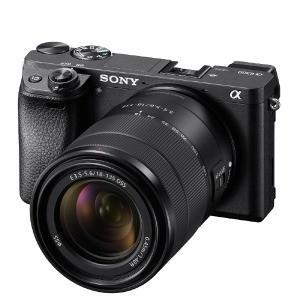ソニー α6300 高倍率ズームレンズキット(ブラック/ミラーレス一眼カメラ) ILCE−6300M|y-kojima