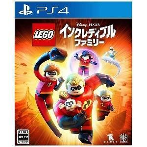 ワーナー PS4ゲームソフト レゴインクレディブル・ファミリー