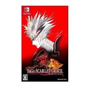 スクウェア・エニックス SWITCHゲームソフト サガ スカーレット グレイス 緋色の野望