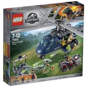 LEGO レゴブロック 75928 ジュラシック・ワールド ブルーのヘリコプター追跡|y-kojima
