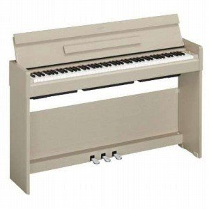 YAMAHA 電子ピアノ YDP−S34WA ホワイトアッシュ調 [88鍵盤 /ARIUS(ヤマハ)] (標準設置無料)の画像