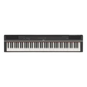YAMAHA 電子ピアノ P−125B ブラック