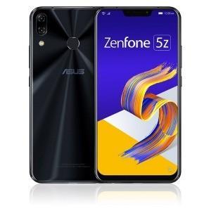 ASUS SIMフリースマートフォン Zenfone 5Z Series ZS620KL−BK128S6 シャイニーブラック|y-kojima