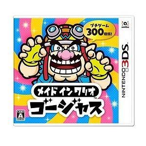 任天堂 ニンテンドー3DSゲームソフト メイド イン ワリオ ゴージャス y-kojima