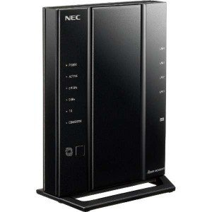 NEC 無線LANルーター(Wi−Fiルーター) 親機単体 PA−WG2600HP3
