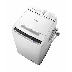 日立 全自動洗濯機 (洗濯8.0kg) BW−V80C ホワイト(標準設置無料) y-kojima