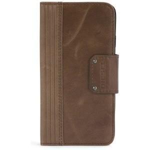 INCIPIO iPhone 8/7用 Diesel Folio Case DIPH−011−BRN Brown Lined Leather y-kojima