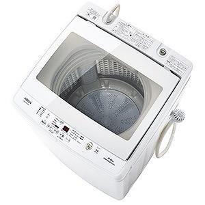 AQUA 全自動洗濯機 (洗濯8.0kg) AQW−GV80G−W(標準設置無料) y-kojima