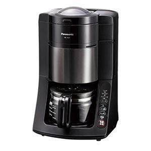 パナソニック 沸騰浄水コーヒーメーカー NC−A57−K ブラック