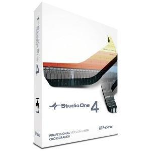 プリソーナス Studio One 4 日本語版 ≪クロスグレード版≫ [Win・Mac用] STU...