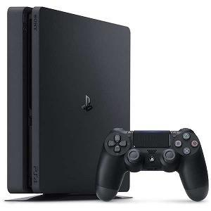 ソニー・コンピュータエンタテインメント PS4本体 PlayStation4 ジェット・ブラック 500GB CUH−2200AB01|y-kojima