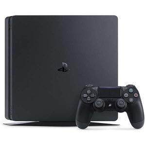 ソニー・コンピュータエンタテインメント PS4本体 PlayStation4 ジェット・ブラック 500GB CUH−2200AB01|y-kojima|02