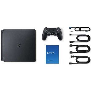 ソニー・コンピュータエンタテインメント PS4本体 PlayStation4 ジェット・ブラック 500GB CUH−2200AB01|y-kojima|03