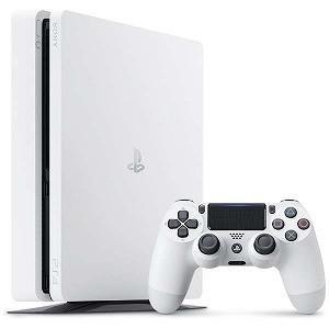 ソニーインタラクティブエンタテインメント PS4本体 PlayStation4 グレイシャー・ホワイ...