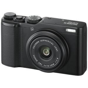 富士フイルム コンパクトデジタルカメラ FUJIFILM XF10(ブラック)
