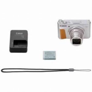 Canon コンパクトデジタルカメラ PowerShot(パワーショット) SX740 HS−SL(シルバー)|y-kojima|03