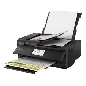 キヤノン CANON ビジネスインクジェット複合機[カード・名刺〜A3対応/USB2.0/無線・有線...