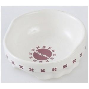 ドギーマン 便利なクローバー陶製食器 ミニ クロバトウセイシヨツキミニ|y-kojima