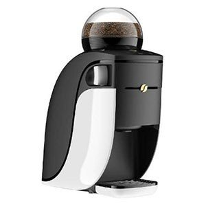 ネスレ コーヒーメーカー ネスカフェゴールドブレンド バリスタ シンプル HPM9636PW ピュア...